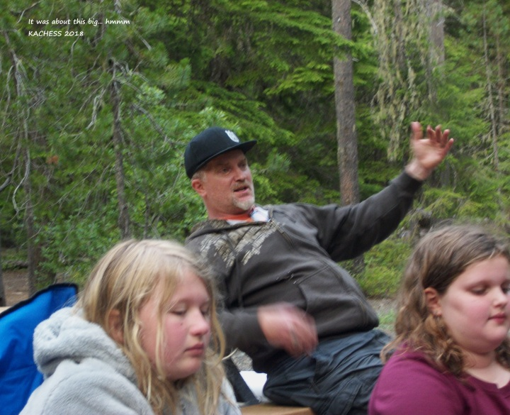 KACHESS 2018 Stories around the campfire